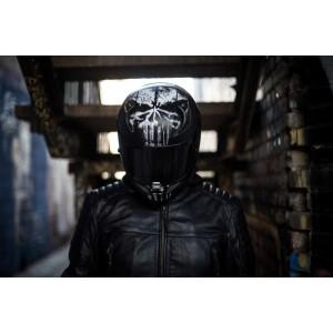 HJC RPHA 11 integralny kask motocyklowy Punisher Marvel