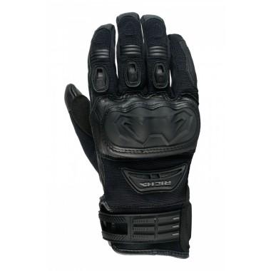SIDI FUSION LEI Damskie sportowe buty motocyklowe czarne