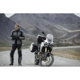 Global Vision Kickback okulary motocyklowe brązowe lustrzane