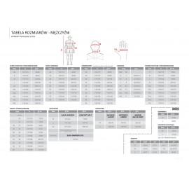 Global Vision Swamp King brązowe polaryzacyjne okulary motocyklowe