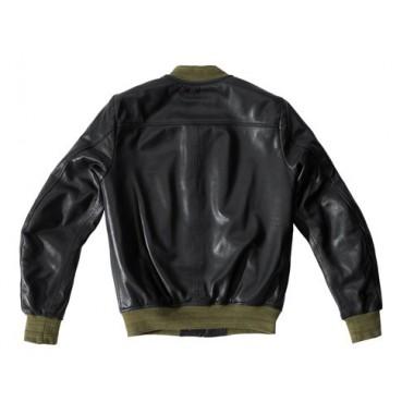 Held Evo Thrux Męskie skórzane rękawice motocyklowe czarne