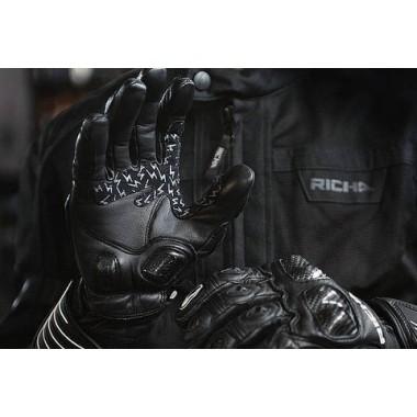HJC CS-15 SONGTAN Kask motocyklowy integralny czarny/różowy