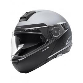 HELD JOLIN Damska skórzana kurtka motocyklowa czarno/biała rozmiar 40