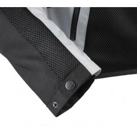 ALPINESTARS VALPARAISO Tekstylne spodnie motocyklowe czarne