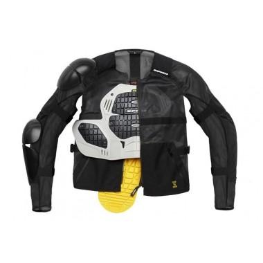 MT HELMETS Boulevard Kask motocyklowy otwarty czarny matowy rozmiar S