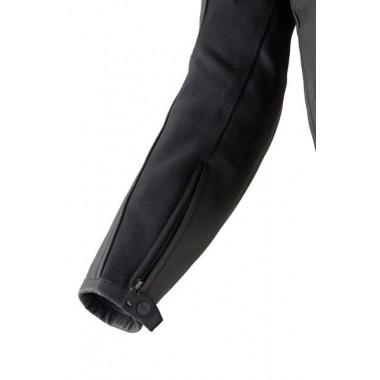 ALPINESTARS SMX-2 AIR CARBON V2 Krótkie skórzano-tekstylne rękawice motocyklowe czarne