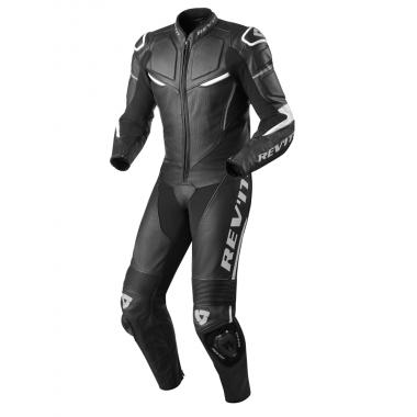 REBELHORN HARDY PRO Tekstylne spodnie motocyklowe szaro/czarne