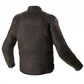 SPIDI Y140 011 Warrior 2 Wind Pro 011 Klasyczny sportowy kombinezon motocyklowy czarno-biały