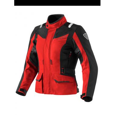 SPIDI Y123-071 Track Touring Dwuczęściowy kombinezon na motocykl dla mężczyzn czerwono-szary