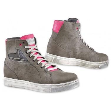 SPIDI Y128 011 Supersport Touring Sportowy Kombinezon motocyklowy dwuczęściowy czarno-biały