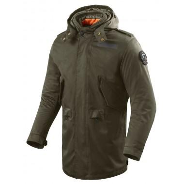 RICHA SUMMER BREEZE Męskie tekstylne spodnie motocyklowe czarne