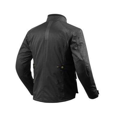 SPIDI Q28 014 RR Pro Pants Motocyklowe spodnie skórzane czarno-czerwone