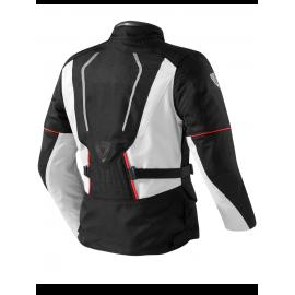 OZONE ALTO Rękawice motocyklowe przeciwdeszczowe czarne