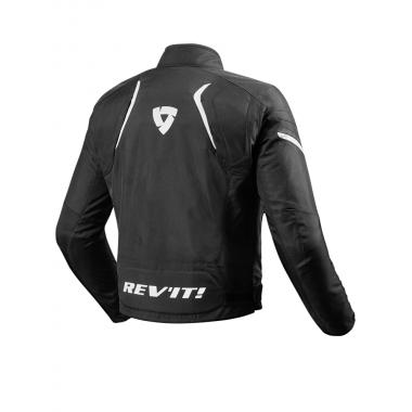 RICHA MUGELLO Męskie sportowe spodnie skórzane na motocykl sportowy biało/czarne