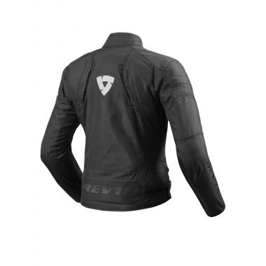 RICHA MUGELLO Męskie sportowe spodnie skórzane na motocykl sportowy czarne