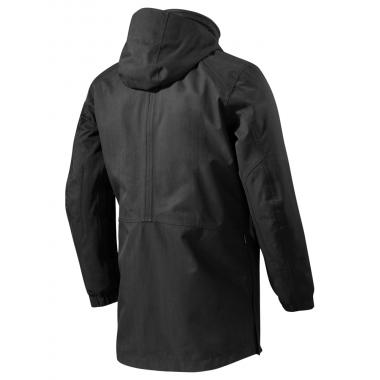 RICHA MONTANNAH Damskie skórzane spodnie motocyklowe czarne