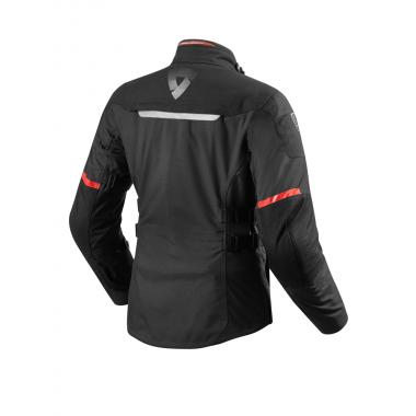 RICHA LEGEND Męskie skórzane spodnie motocyklowe czarne