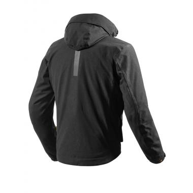 RICHA INFINITY LADY Damska tekstylna kurtka motocyklowa czarna