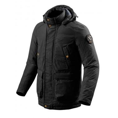 RICHA ADRENALINE Męska tekstylna kurtka motocyklowa czarna