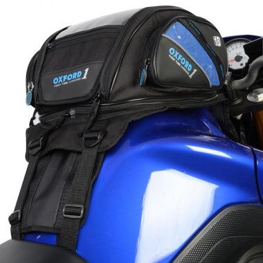 SW-MOTECH Oparcie dla pasażera na kufer czarne
