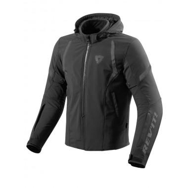 RICHA COLD PROTECT GTX Turystyczne rękawice motocyklowe czarne/zielone fluo
