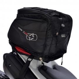 SW-MOTECH Bidony aluminiowe 2 sztuki 0,6l srebrne mocowane do kufra TRAX