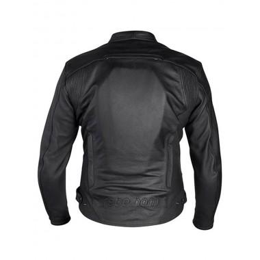 RICHA TOUAREG Męskie tekstylne spodnie motocyklowe czarne