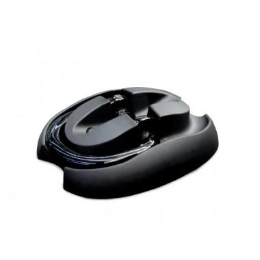 RICHA TOUAREG Męskie tekstylne spodnie motocyklowe szare