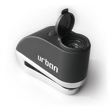 RICHA GOTHAM Męska tekstylna kurtka na motocykl sportowy czarna/zielona fluo