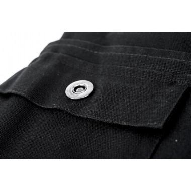 RICHA ORIGINAL JEANS NAVY Męskie jeansowe spodnie motocyklowe niebieskie