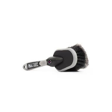 RICHA RS 86 Sportowe rękawice motocyklowe skórzane białe