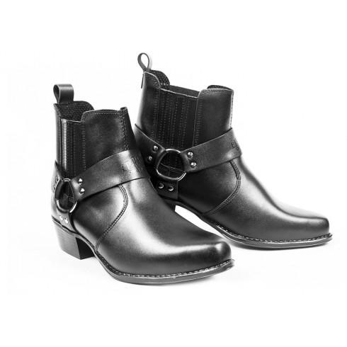 SPIDI J12 026 Amygdala Damskie turystyczne spodnie motocyklowe czarne