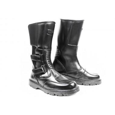 SPIDI X65 026 Superstorm Męskie ocieplane spodnie wierzchnie na motocykl czarne