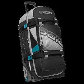 RICHA KART II Krótkie buty motocyklowe z nubucku czarne