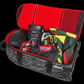 RICHA MAGMA Krótkie damskie rękawice motocyklowe czarne