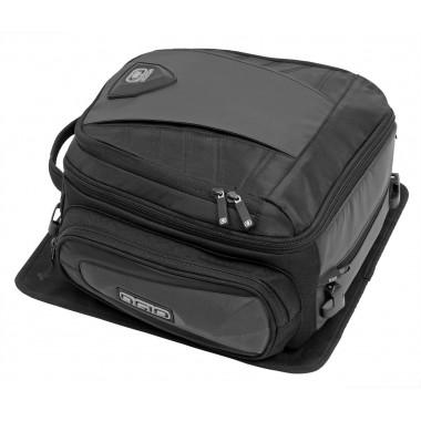 RICHA ROTAR Męska sportowa kurtka skórzano-tekstylna biała