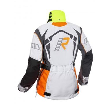 RICHA SNIPET Skórzana kurtka motocyklowa na chopper lub cruiser czarna