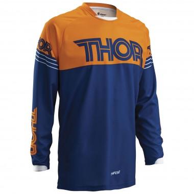 RICHA SNIPET Skórzana kurtka motocyklowa na chopper lub cruiser biała