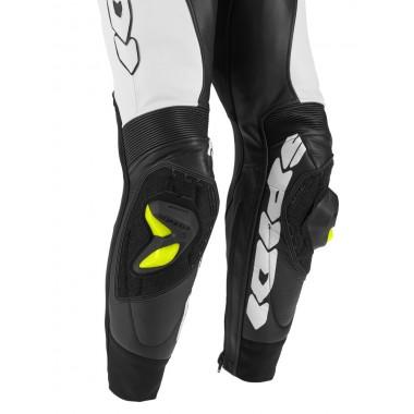 SPIDI B79K3 394 Flash-R Evo Meshowe rękawice turystyczne na motocykl czarno-zielone