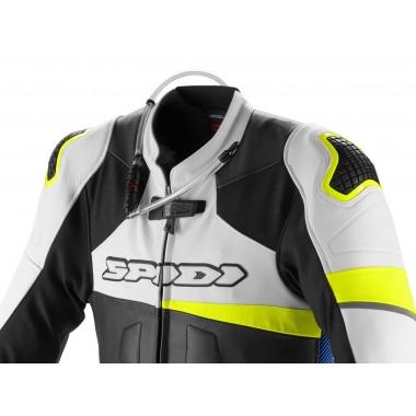 SPIDI C60 026 Alu-Pro Męskie ocieplane rękawice na motocykl czarne