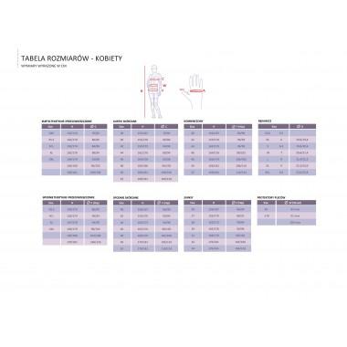 SPIDI C65 026 NK5 Ocieplane rękawice motocyklowe do jazdy zimowej czarne