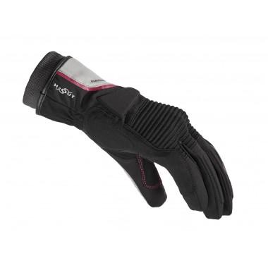 SPIDI C65 010 NK5 Ocieplane rękawice motocyklowe do jazdy zimowej szare