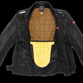 RHINO HIGHWAY BLACK MATT Kask motocyklowy szczękowy czarny mat