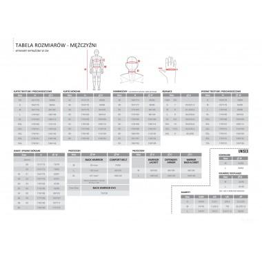 RHINO HIGHWAY WHITE GLOSS Kask motocyklowy szczękowy biały