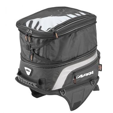SPIDI C69 026 TX-2 Skórzane rękawice motocyklowe czarne