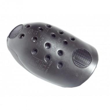 SPIDI A134 026 Carbo Track Skórzane rękawice na motocykl sportowy czarne