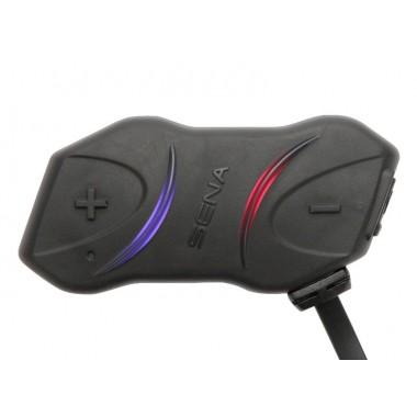 SPIDI A134 021 Carbo Track Skórzane rękawice na motocykl sportowy czerwone
