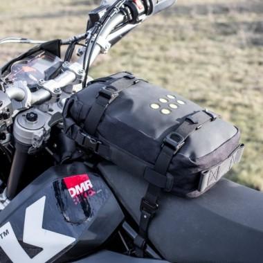 SPIDI A162 026 STR-4 Coupe Skórzano-meshowe rękawice na motocykl sportowy czarne