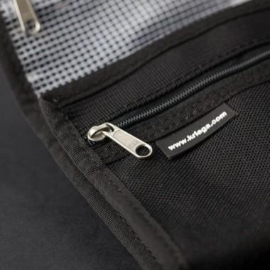 SPIDI C45 011 Grip 2 Sportowe rękawice motocyklowe dla kobiet czarno-białe