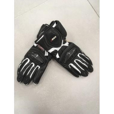 SPIDI A175 438 STR-5 Wyścigowe rękawice motocyklowe zielone